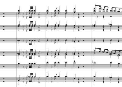 Opera score